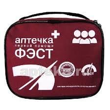 <b>Аптечка первой помощи</b> фэст/работникам/сумка 0370/1 - цена ...