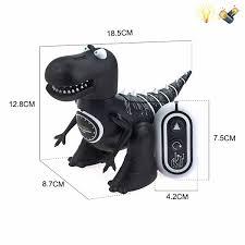 Игрушка 200612153 <b>Динозавр на радиоуправлении</b> со светом ...