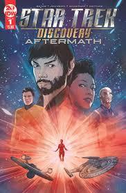 <b>Star Trek</b>: Discovery: Aftermath #1 (Second <b>Printing</b>) | IDW Publishing