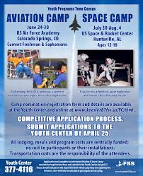 fss aviation space camps