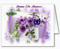 """Résultat de recherche d'images pour """"gifs des violettes fêt e des mères"""""""