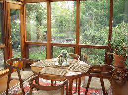 Sunroom Designs Plants For Sunrooms Sunroom Decorating Idea With Wooden