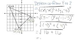 use the distance formula to solve a geometry problem ex  use the distance formula to solve a geometry problem ex 2