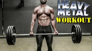 Greatest Rock/<b>Metal</b> Workout Music - YouTube