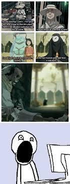 One hell of a dark continuity joke.... | Avatar: The Last ... via Relatably.com