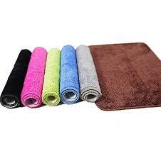 OOOXXX <b>beibehang</b> new super-fiber solid color household doormat ...