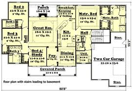 Types house plans bedroom   images about house plans   under sq ft      monster house