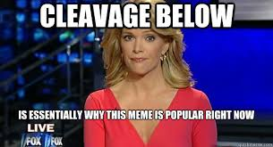 Cleavage below Is essentially why this meme is popular right now ... via Relatably.com