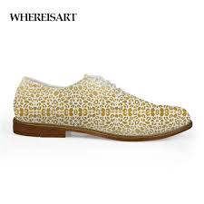 <b>WHEREISART</b> Leather Shoes Men Formal Casual Lace Up Oxford ...