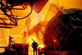 Resultado de imagem para forno usina de metais
