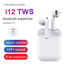 $27.76 | 2019 NEW i12 i 12 TWS Bluetooth Earphone Wireless ...
