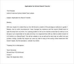 Secondary Teacher Cover Letter Sample NourElec Sample job application letter for teaching job