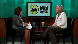 interview sally smith at buffalo wild wings on greater msp interview sally smith at buffalo wild wings on greater msp business