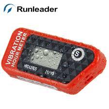 Waterproof <b>digital</b> LCD <b>Vibration wireless</b> hour meter for motorcycle ...