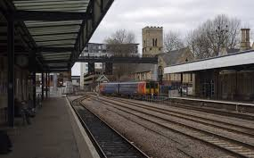 Lincoln railway station