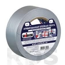 <b>Лента</b> клейкая <b>армированная</b> 48мм х 40 м <b>UNIBOB</b> - купить по ...