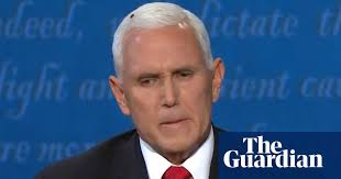 <b>Pretty fly for</b> a white guy: insect on Mike Pence's head upstages vice ...