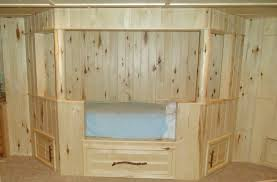e bedroom furniture built in