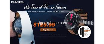 <b>OUKITEL Z32</b>: The <b>4G Smartwatch</b> With a Classic Favor For $129.99