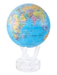 <b>Глобус</b> самовращающийся <b>MOVA GLOBE</b> Политическая карта ...