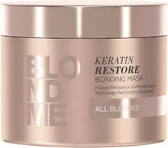 <b>Schwarzkopf Professional BLONDME</b> Keratin Restore Bonding ...