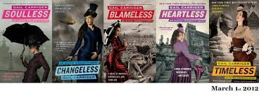 Parasol Protectorate Series (Books 1 - 5)  - Gail Carriger