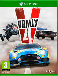Игра для приставки Microsoft Xbox One V-Rally 4 Стандартное ...