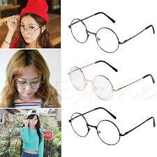 Unisex <b>Retro Round</b> Presbyopic Reading <b>Glasses</b> Metal Frame ...