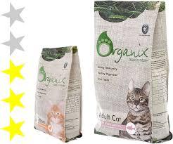 Корм для <b>кошек Organix</b>: отзывы и разбор состава - ПетОбзор