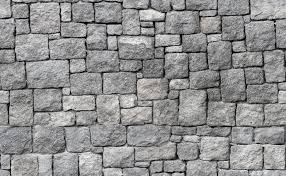 Old Grey <b>Stone Wall</b> Wallpaper | Luxe Walls - Removable Wallpapers