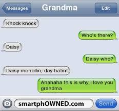 knock knock - SmartphOWNED via Relatably.com