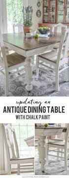 Restaining Kitchen Table 17 Best Ideas About Refinished Dining Tables On Pinterest