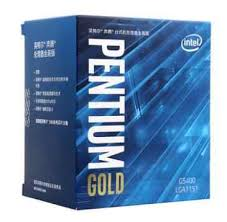 new <b>original Intel Pentium Gold</b> G5400 Desktop box Processor 2 ...