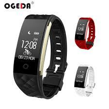 <b>OGEDA</b> Men <b>Sport Smart Watch</b> Wrist Bracelet Male Wristband ...