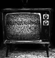 Image result for black and white television