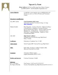 best simple resume sample without experience    resume      best simple resume sample without experience