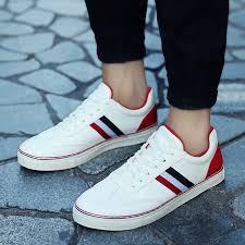 Buy Junior high school students in white shoes <b>mens</b> shoes <b>autumn</b> ...