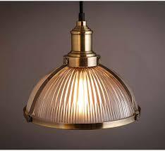 <b>American industrial loft</b> vintage pendant light glass iron for dining ...