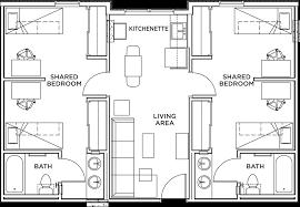 floor plans:  bed  bath suite double wait list more details print floor plan