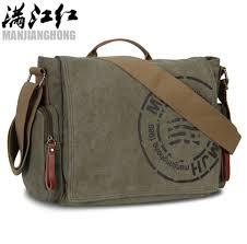 MANJIANGHONG Vintage <b>men's Messenger</b> bag <b>man</b> Handbag ...