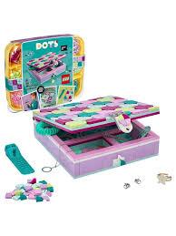 Набор для творчества <b>LEGO DOTS</b> 41915 Шкатулка для ...
