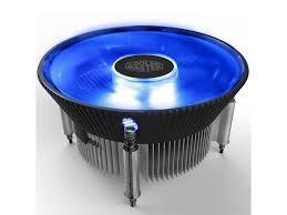 <b>Cooler Master i70c</b> (Copper Core) <b>CPU</b> Cooler - 120mm Blue LED ...