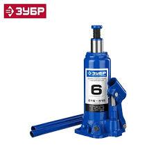 43060-6_z01 <b>Домкрат гидравлический бутылочный</b> T50, 6т, 215 ...