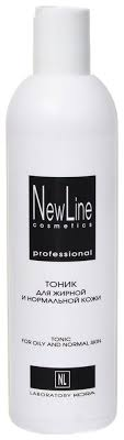 <b>Тоник</b> для лица Tonic For Oily And Normal Skin 300мл <b>New Line</b> ...