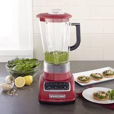 kitchenaid red speed blender s