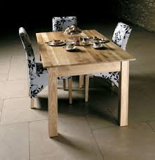 baumhaus mobel oak dining table with 6 chairs baumhaus mobel oak 2