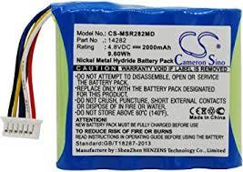 Cameron Sino 2000mAh Battery for Masimo Pulse ... - Amazon.com