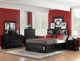 Mirrored Furniture Bedroom Sets Bedroom Decor Black Bedroom Sets Queen With Bed Set With Storage
