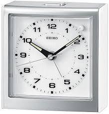 <b>Настольные часы Seiko</b> QHE040W — купить в интернет ...
