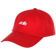 <b>Бейсболка SKILLS FSE-C2</b> (Красный (Red) - купить по выгодной ...